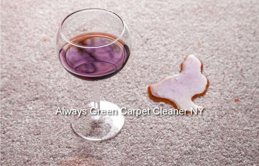 Food & Drink Contamination On Carpet
